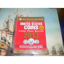 Bressett, Yeoman- Guide Book of United States Coins 2013. The Official Red Book (Large Print))