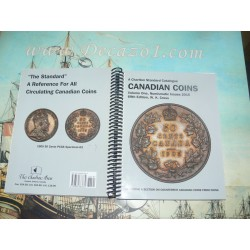Cross - Canadian Coins, Volume one. Numismatic Issues. 69th Edition - A Charlton Standard Catalogue 2015