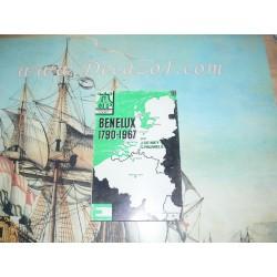 NP 03 De Mey + Pauwels: Les monnayes de BENELUX 1790-1967 Nederlandse tekst