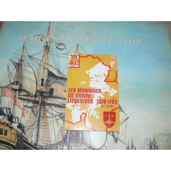 NP 04 De Mey: Les Monnaies de Cuivre Liegeoises 1378  – 1763. First Edition