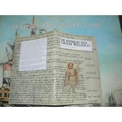 Gelder van, dr. H. Enno: De reiskas van graaf Willem IV