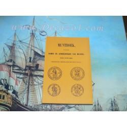 Verkade: Muntboek 1576-1848 ( Provinciaal geld )Herdruk New