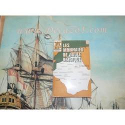NP 12 Pauwels, G.- Les monnaies de Gaul Belge.  Numismatic pocket
