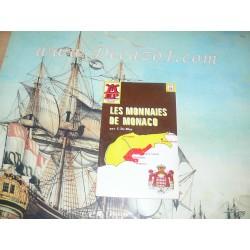 NP 26 De Mey:  Les monnaies de Monaco 1523-1975 Numismatic pocket