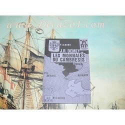 NP 46 De  Mey:  Les monnaies du Cambrésis. (752-1595) Numismatic pocket