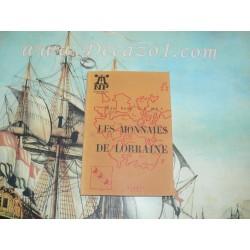 NP 57 De Mey, J.R. -  Les monnaies de Lorraine I . 984-1508 Numismatic pocket