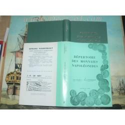 Mey-Poindessault - Répertoire des monnaies napoléonides.( Répertoire de la numismatique francaise contemporaine II)