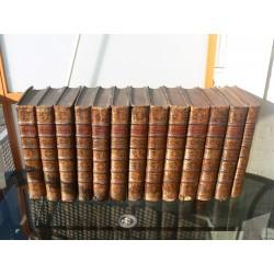 St. John Chrysostom, Opera omnia. 13 Vols. Ed. B. de Montfaucon, Benedictine order of St. Maur.Paris 1718-1738 Large Folio.