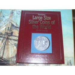 Davenport,  John S.: LARGE SIZE SILVER COINS OF THE WORLD. 3th ed.1991 (latest)