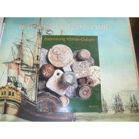 Sammlung Köhler-Osbahr Band V/4: Byzantinische Münzen und ihr Umfeld. Bleisiegel und -plomben