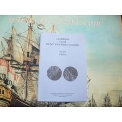 1997-98 (84-85) Jaarboek van het Koninklijk Nederlands Genootschap voor Munt- en Penningkunde. Peter Ilisch