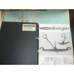 Bot & Diest, van - Vademecum van de Nederlandse Metrieke Gewichten en Meten en Wegen, Jaargang 1985-9 t/m 1990-3 (55 t/m 69)