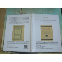 Spring J., Ancient Coin Auction Catalogues, 1880-1980. Spink, London 2009. Hardcover, English. NEW
