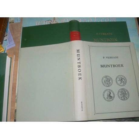 Verkade – Muntboek. Luxe Hardcover reprint Folio.  All Dutch Provincial coins