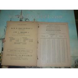 Schulman, Jacques. Amsterdam. 1951-04 (221) - Collections Dr. H.D. Mak van Waay & J.W.C. Milders.