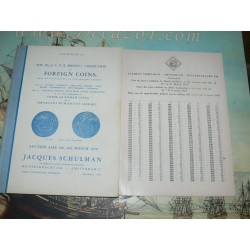 Schulman, Jacques. Amsterdam. 1958-03 (231)-THE Mr. J. C. P. E. MENSO † COLLECTION Of FOREIGN COINS,