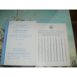 Schulman, Jacques. Amsterdam. 1963-03 (237) - Collections Crone/ Kortenbach- Nassau,  la Révolution française et de Napoléon Ier
