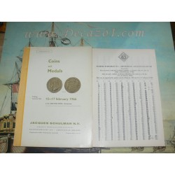Schulman, Jacques. Amsterdam. 1966-02 (241) – Coins and Medals