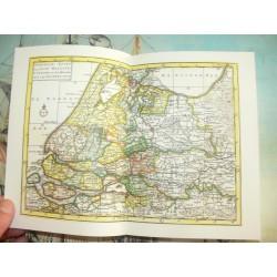 Reinier en Jusua Ottens 1730-Nieuwe Nette Atlas van Zuyd-Holland, 't Sticht van Utrecht, en een Gedeelte van GelderlandReprint