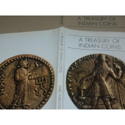 Carter, Martha / Pratapaditya Pal (Editors)- A Treasury of Indian Coins