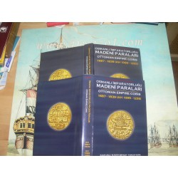 Uslu, Kaan, M. Fatih Beyazit, Tuncay Kara Osmanli. Ottoman Empire Coins. 1099-1255 (AD 1687-1839) Imparatorlugu Madeni Paralari