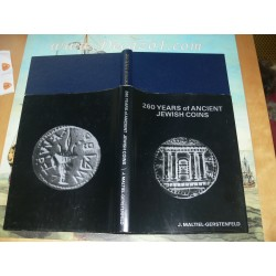 Maltiel Gerstenfeld, J.: 260 Years of Ancient Jewish Coins - A Catalogue.