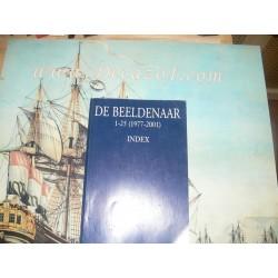 Beeldenaar, de - Munt - en penningkundig nieuws. Index Jaargangen 1-25. (1977-2001)