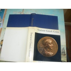 JENKINS, G.K.  Ancient Greek Coins. The World of Numismatics. First Edition
