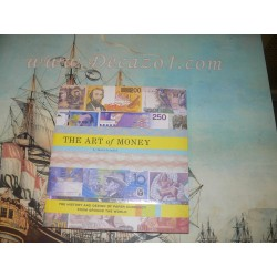 Standish, David - The Art of Money: The History and Design of Paper Currency from Around the World