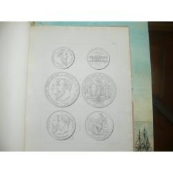 Souvenirs numismatiques cinquantième anniversaire de l'indépendance de la Belgique. 1885