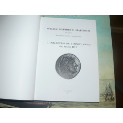 Sylloge Nummorum Graecorum. Belgique. La Collection de Bronzes Grecs de Marc Bar.Bibliotheque Royale de Belgique.
