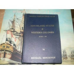 Mitchiner, M. -  Oriental Coins  Vol.3 : Non-Islamic States & Western Colonies 1979 First Edition