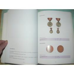 GIACOMO LANDI - Les médailles de l'assurance.  Belgique-België. Nederland. Luxembourg