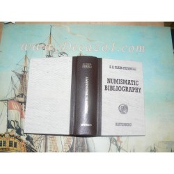 Clain-Stefanelli:Numismatic Bibliography 1985. Reference book for Numatic Literature in original case.