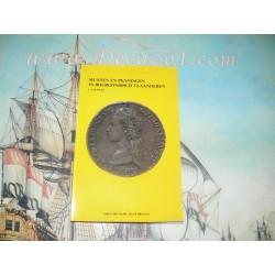 TAELMAN, J: Munten en penningen in Bourgondisch Vlaanderen.