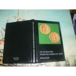 Stoll, Richard - Die Münzen der römischen Kaiser von Trier