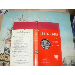Seaby, H. A.: Greek Coins and Their Values. 1966. Second revised edition
