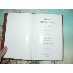 Seaby -  Roman Silver Coins 4  GORDIAN III TO POSTUMUS – 2nd revised current Edition 1982