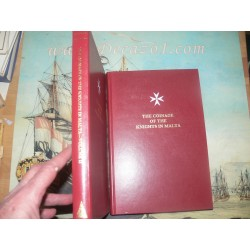 Restelli & Sammut-The Coinage of the Knights in Malta. 2 vols. Complete set