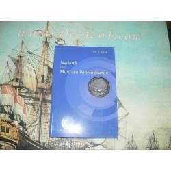 2014 (101) Jaarboek van het Koninklijk Nederlands Genootschap voor Munt- en Penningkunde.-Horn - Roermond