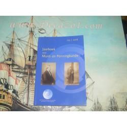 2018 (105)  Jaarboek van het Koninklijk Nederlands Genootschap voor Munt- en Penningkunde- Gold Ducats,East FrisianTalers