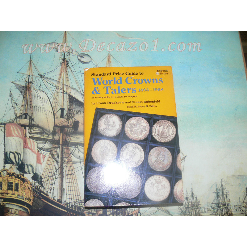 Draskovic – Davenport - Standard price guide to world crowns & talers, 1484-1968, as cataloged by Dr. John S. Davenport