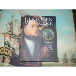 Hellinga, Gerben Graddesz -Hertogen van Gelre-Middeleeuwse vorsten in woord en beeld, 1021-1581,