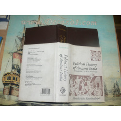 Raychaudhuri-Political History of Ancient India, from the Accession of Parikshit to the Extinction of the Gupta Dynasty