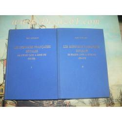 Duplessy, J.-Les monnaies françaises royales, de Hugues Capet à Louis XVI (987-1793) - Tomes I et II First Ed.