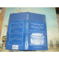 Gabrielsen, Vincent - Financing the Athenian Fleet. 1994 Hardcover First edition