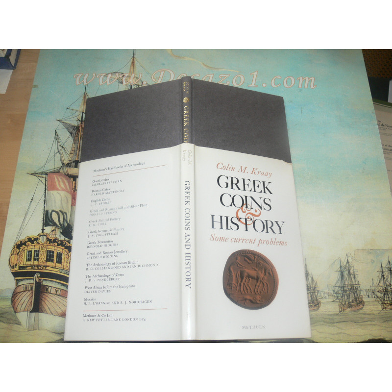 Kraay, Colin - Greek Coins & History. Some Current Problems