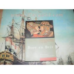 Jansen & Jonckheere-Boer en Brit. Ooggetuigen en schrijvers over de Anglo-Boerenoorlog in Zuid-Afrika.