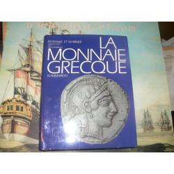 Franke P.,  Hirmer M. - La monnaie grecque. (Greek Coins by Colin Kraay)