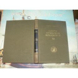 Banti, A. & Simonetti L. CORPVS NVMMORVM ROMANORVM. Volume XII: Da Germanico a Caligola